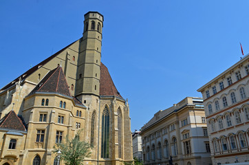minoritenkirche wien