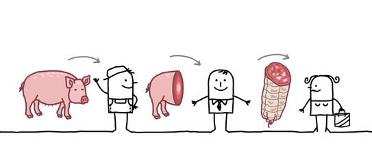 porc chain