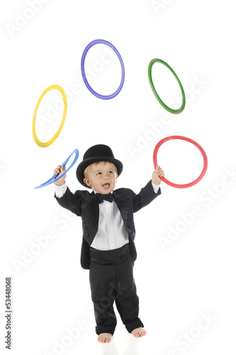 Tiny Juggler
