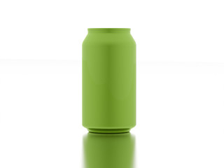 Green can rendered