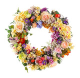 Elegance flower Garland - Artificial