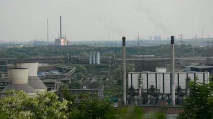 Grüne Industrieregion