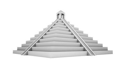 Mayans piramide