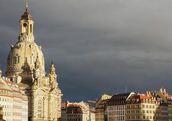 Altstadt in Dresden