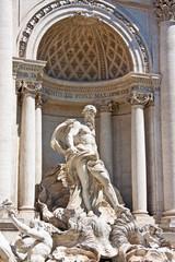 Roma, fontana di Trevi
