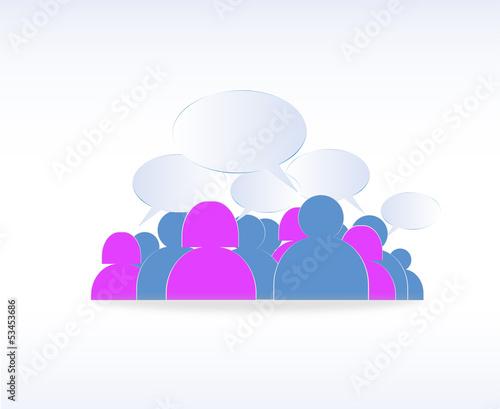 social network - social media