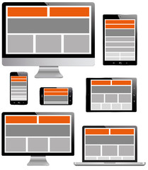 Responsive Webdesign Mobile Business
