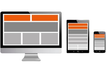 Responsive Webdesign Mobile Business