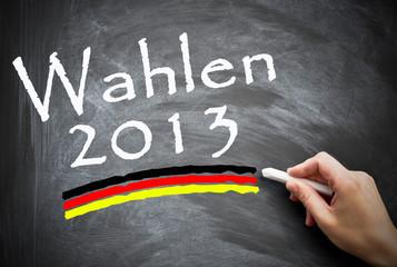 Bundestagswahlen 2013