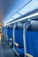 Train seats 2