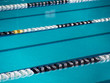 Swimming lane ropes