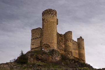 Guadalajara, España, Castillo de Pelegrina