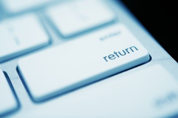 Return Keyboard Button