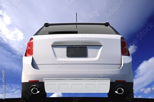 Car Rear View