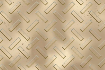Golden Metal Texture