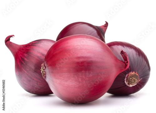 red onion bulb