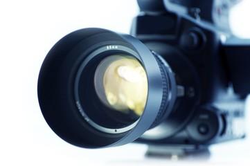 Camera Lens Optics