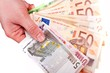 Euro Cash in Hand