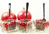 Pomegranate Dessert