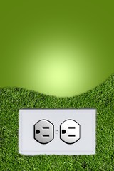 Eco Design with Outlet