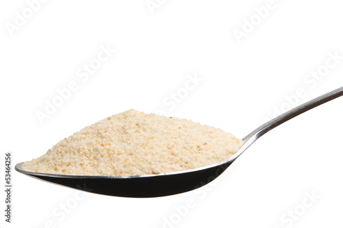 Spoonful of Bread Crumbs