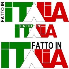 MARCHIO LOGO FATTO IN ITALIA
