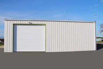 Petit bâtiment entrepôt