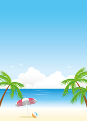 sea summer background