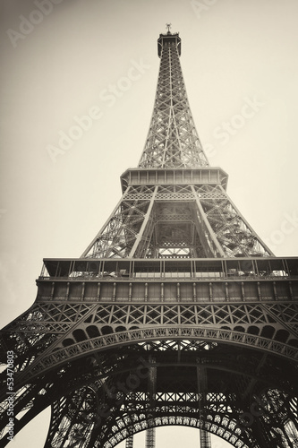 Eiffel Tower, Paris - 53470803