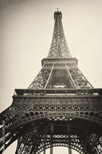 Eiffel Tower, Paris - 53470803