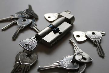 clés et serrures