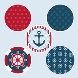 nautical kid party decor concept