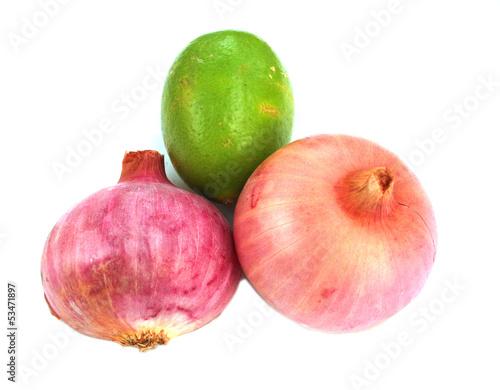 onion & lemon