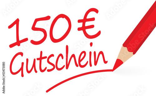 150 € Gutschein