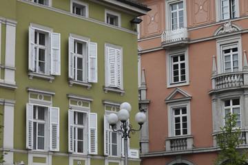 Stile architettonico del centro di Bolzano