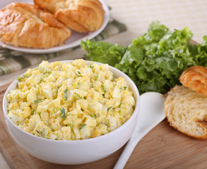 Bowl of Egg Salad
