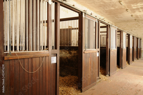 Haras National du Pin in Normandie