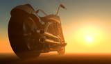 Fototapety Motor cycle