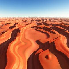 Dune of sands - natural texture