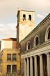 Historische Architektur in Venedig