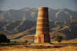 Old Burana tower located on famous Silk road, Kyrgyzstan - 53481686