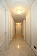 Stylish Home Corridor