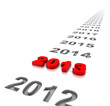Year 2013 and the future