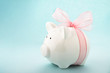 Piggy bank gift of money