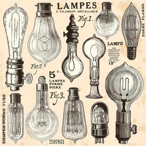 Light bulb - 53485499
