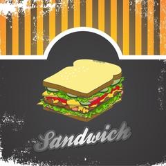 sandwich vintage
