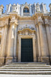 Church of St. Teresa. Lecce. Puglia. Italy.