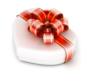 Love in gift box