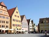 Rothenburg o.d.T. Marktplatz