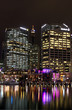 Sydney Darling Harbour by night